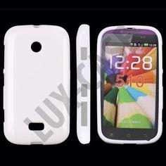 Hvid Nokia Lumia 510 Cover