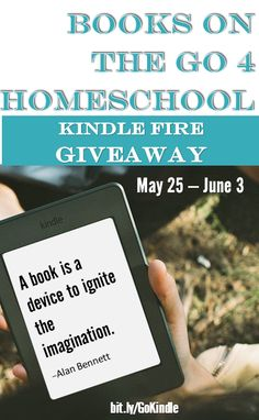 Kindle Fire Giveaway - take your BOOKS on the GO! (just in time for the Build Your Bundle Sale)