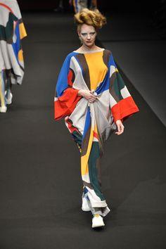 "HIROKO KOSHINO, ""Mercedes-Benz Fashion Week TOKYO (MBFWT)"" is the most famous fashion festival of Japan."