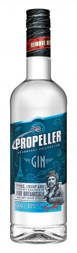 Propeller Gin ginfusion
