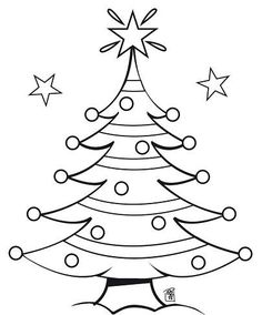 ornaments..cut them out so they can color and paste onto a paper ... - Christmas Ornament Coloring Sheet