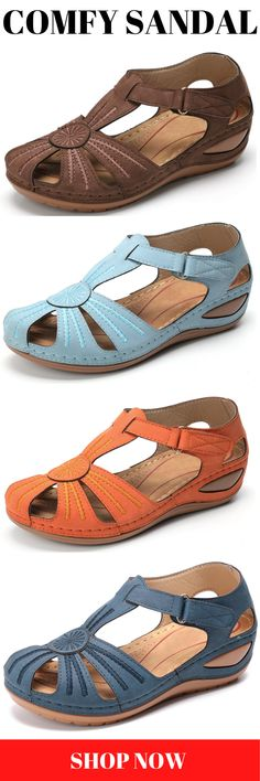 World's Most Comfortable Sandals - Shop Now - Fast Shipping - Fast Delivery Comfy Shoes, Cute Shoes, Me Too Shoes, Wedge Sandals, Shoes Sandals, Shoes Sneakers, Tall Girl Fashion, Fashion Shoes, Most Comfortable Sandals
