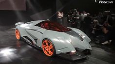 Lamborghini Egoista...