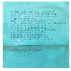 The Universe and Her, and I #233 written by Christopher Poindexter