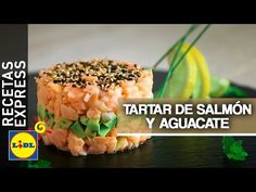 Tartar de salmón y aguacate - Lidl España
