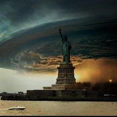 Hurricane Sandy . Superstorm Ny