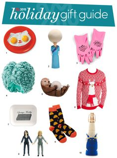 Silly, Off-Beat White Elephant Gifts for Maximum Laughs — Holiday Gift Guide from Apartment Therapy