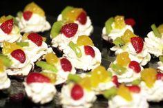 Pavlova: sobremesa inspirada na famosa bailarina russa Anna Pavlova