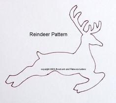 felt craft patterns | ... felt christmas ornament patterns on sale. Learn how to make felt
