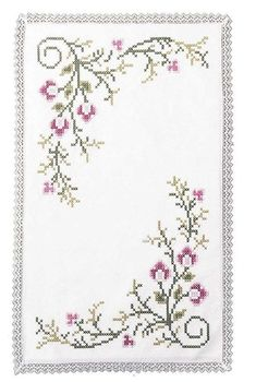linge-de-table-napperon-fleurs-roses-borde-de-dentelle-point-de-croix-rond-30-cm-avila-imgs128126nh-1.jpg (538×800)