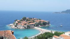 A travel guide to the towns and villages of the Budva Riviera on Montenegro's coast. Europe Travel Guide, Travel Guides, Europe Beaches, Montenegro Travel, Travel Inspiration, Things To Do, Coast, River, City