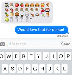 Can You Guess the Recipe Based on the Food Emojis? — Emoji Intelligence