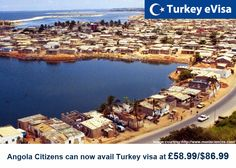 #turkeyevisa Visa fees for #Angola £58.99/$86.99 includes evisa-turkey-tr.org's service charge of 18 pounds + #government fees.