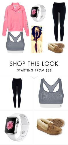 """Untitled #134"" by r100c on Polyvore featuring NIKE, Champion and L.L.Bean"