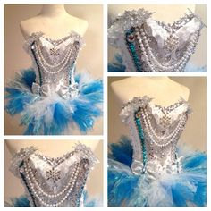 By: Electric Laundry #edm #rave #corsets