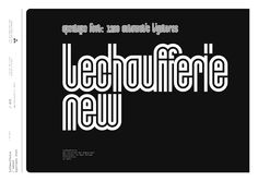 LeChaufferie on Behance