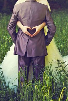 Most Pinned Heart Wedding Photos ❤ See more: http://www.weddingforward.com/heart-wedding-photos/ #weddings