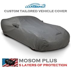 Coverking Mosom Plus All Weather Custom Car Cover for Jeep Wrangler JK 4 Door #Coverking