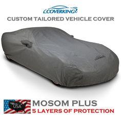 Coverking Mosom Plus All Weather Custom Car Cover for Jeep Wrangler JK 4 Door #Coverking