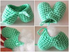 Sin ton ni son: Tutorial: corazón tiernito de amigurumi Cute Crochet, Crochet Dolls, Knit Crochet, Crochet Projects, Sewing Projects, Crochet Humor, Chrochet, Loom Knitting, Tatting