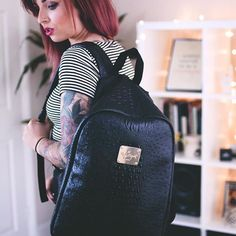 The beautiful @helenanderz with her new Black Ostrich @highspiritbag .Love this pic!! www.highspiritbags.com :-) #highspirit #highspiritbag #helenanderson #melonlady #fashion #accessories #stylist #style #fashionblog #fashionblogger #iwant #bag #backpack #theftproofbag #theftproof #blackbag #purplehair #helenanderz #tattoos #boxoflight #instafashion #ootd #travel #seetheworld #tourism #city #london #unicorn #summer