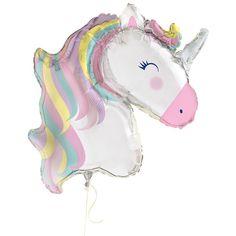 Unicorn Giant Mylar Balloons - 42in (Each)