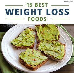15 Best Weight Loss Foods