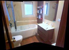 Reformas en baños realizadas a nuestros clientes. Esperamos que os gusten!! Visítanos en : www.exclusivasjoma.es