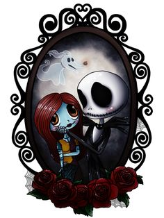 Jack and Sally by SupernaturalTeaParty