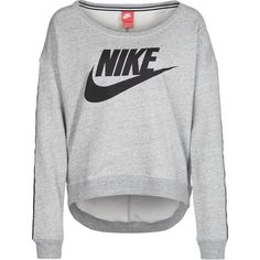 Nike Sportswear District 72 Crew Sweatshirt ❤ liked on Polyvore featuring tops, hoodies, sweatshirts, shirts, sweaters, nike, sweatshirts hoodies, nike tops, crew shirt and sweatshirt shirts