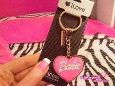 Barbie Key Chain <3
