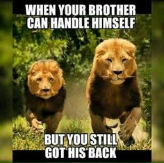 I am my... BROTHERS KEEPER