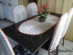Jogo para mesa e cadeiras - Fran Amaro