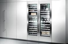 Gaggenau RW464261 - Wine climate cabinet #wine #winestorage