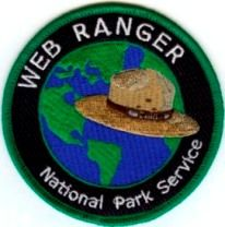 Virtual Travel NPS Patch Program - become a Web Ranger by exploring National Parks and playing games.  You can even build your own ranger station.  Scouts can earn a patch for the back of their vest.