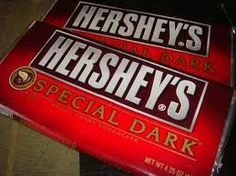 -Amanda Do you have a sweet tooth? Hershey Chocolate Bar, Chocolate World, Chocolate Chocolate, High Hair, Candy Companies, Home Food, Filipino Recipes, Candyland, Make Me Happy