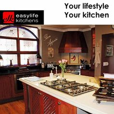 Everybody loves a beautiful kitchen! Easylife Kitchens George are specialists in the design and manufacture of custom kitchens and will ensure best workmanship on your next kitchen.