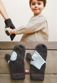 hand in hand mittens