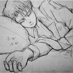 I ship Levi and a nice, peaceful nap.