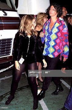 News Photo : Kylie Minogue and Michael Hutchence Michael Hutchence, Kylie Minogue Wow, Kylie Minouge, Australia, New Music, Menswear, Punk, Singer, Photoshoot