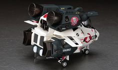 Macross VF-1S Valkyrie Eggplane