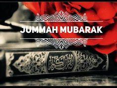 Alhamduillah another Jummah The master of all days has come again #jummahmubarak
