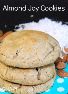 Almond joy cookie re
