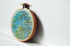 wishbone stitch