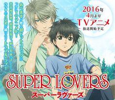Super Lovers - neuer Charakter für den Anime vorgestellt - http://sumikai.com/mangaanime/super-lovers-boys-love-neuer-charakter-fuer-den-anime-vorgestellt-125487/