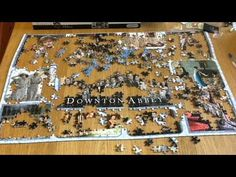 putting the jigsaw puzzle together!!