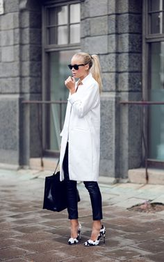 What to wear to work: Street chic | working it what to wear fashion daily feature fashion daily  pictures