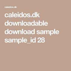 caleidos.dk downloadable download sample sample_id 28