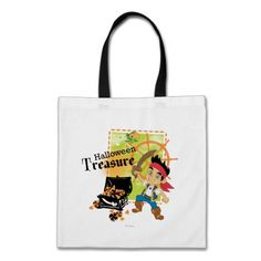 Jake: Halloween Treasure Bags
