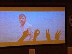 Ryan Gosling<3 ..I'm the 'E'(:
